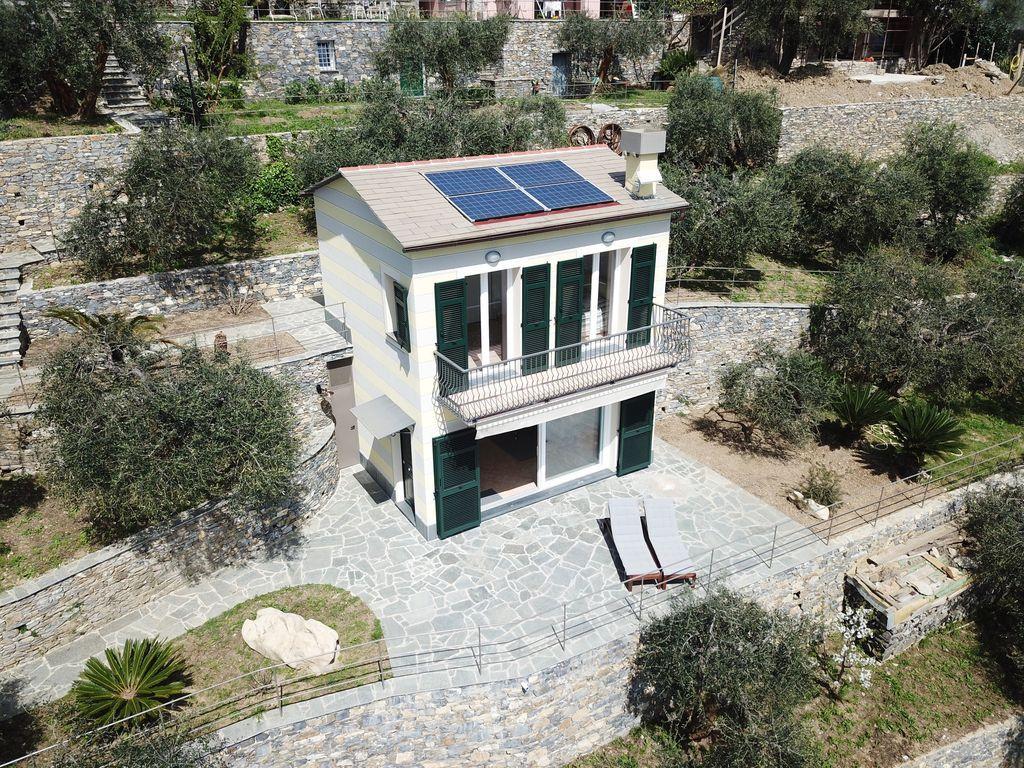 Alojamiento de 1 habitación en Zoagli