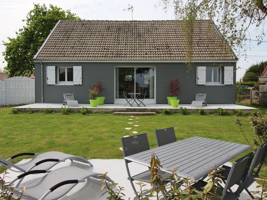 Vivienda de 100 m² para 6 personas