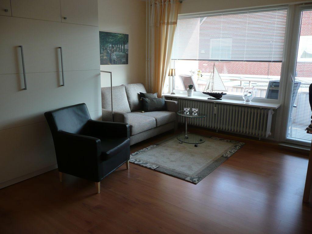 Eingerichtete Wohnung in Wittdün auf amrum