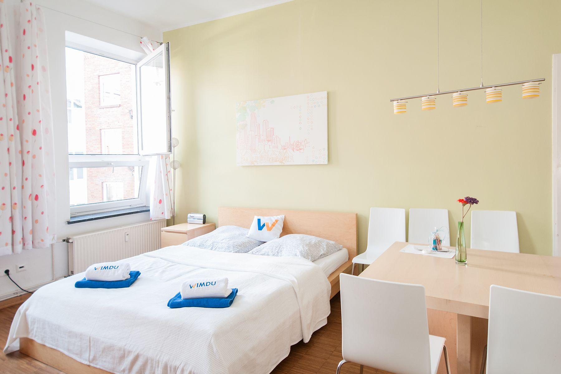Apartamento para 5 personas en Hamburgo