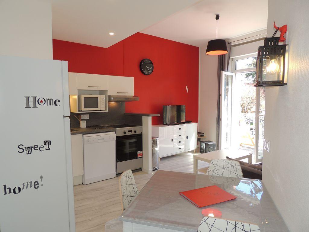 Alojamiento con balcón de 50 m²