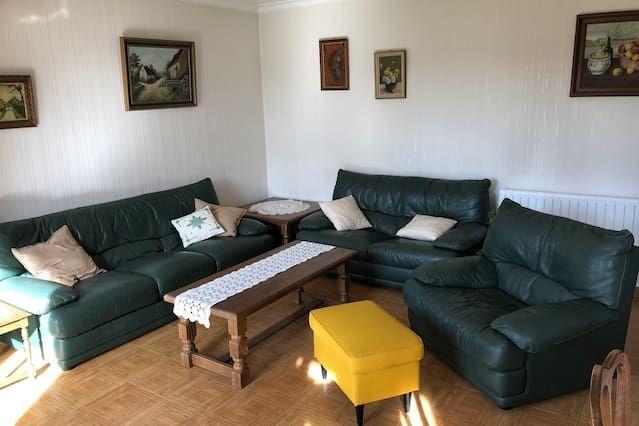 Cozy 2 bedroom detached villa near Liège