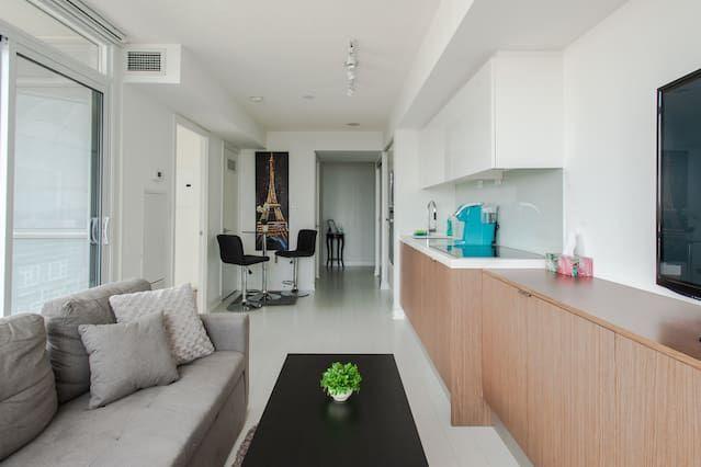 Alojamiento panorámico en Toronto
