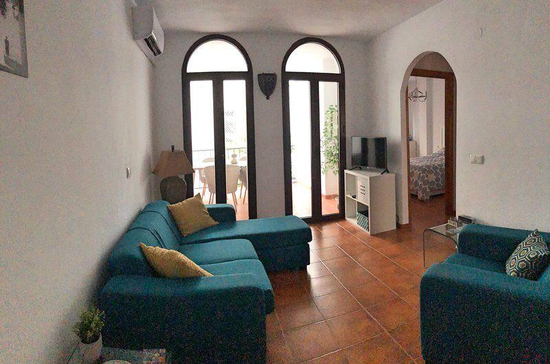 Dotado apartamento para 4 personas