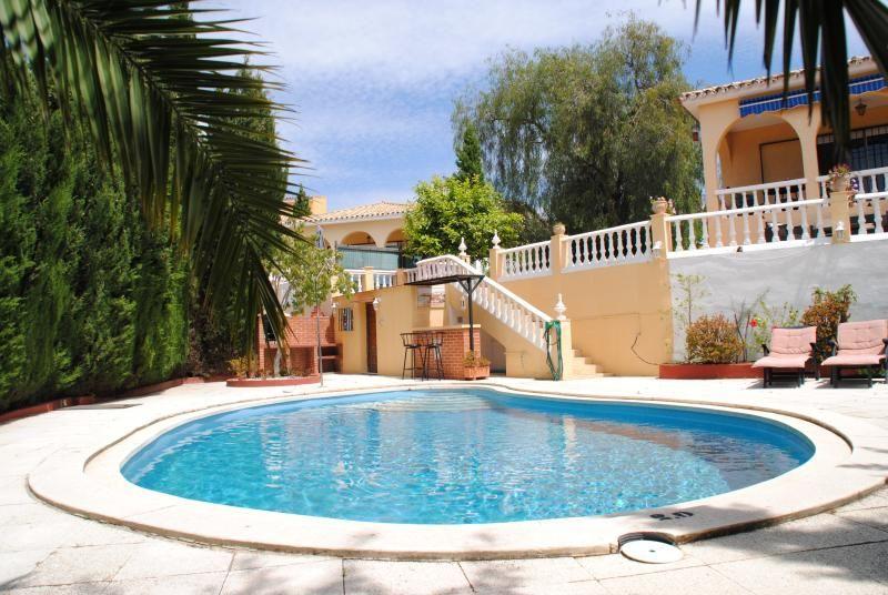Alojamiento con piscina de 2 habitaciones