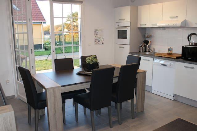 Casa de 51 m² de 2 habitaciones