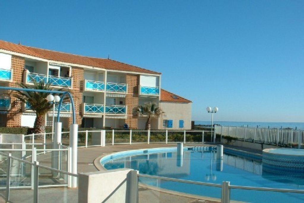 Logement de 35 m² à Frontignan plage