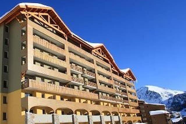 Gran Altitud Esquí y Ciclismo Apartamento - Dormir 4/6 Con piscina, Spa Isola 2000