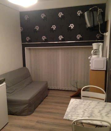 Alojamiento de 14 m² en Vittel
