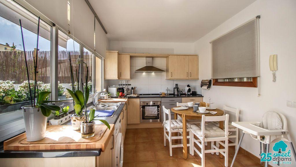 Apartamento de 100 m² de 2 habitaciones