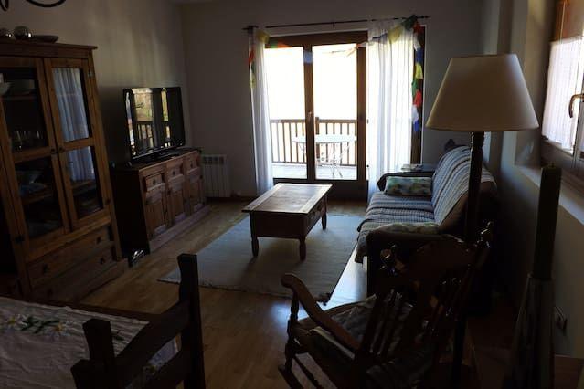 Appartement à Es bordes pour 4 voyageurs
