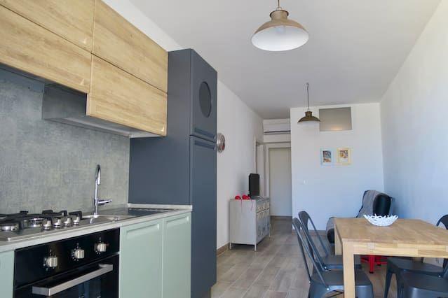 Apartamento de 55 m² para 6 huéspedes