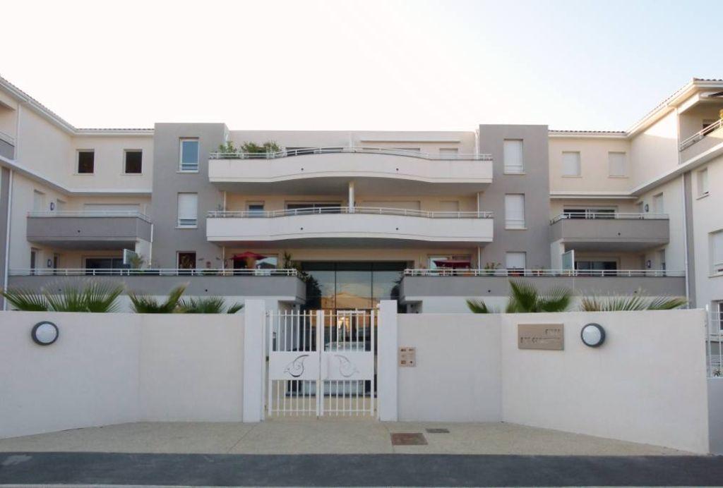 Apartamento con parking incluído en Valras-plage