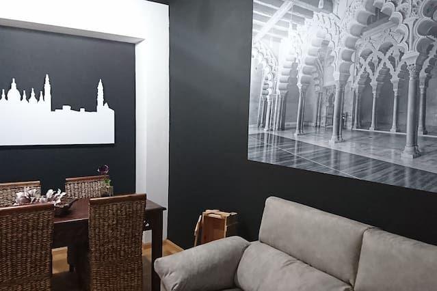 Apartamento en Zaragoza de 55 metros