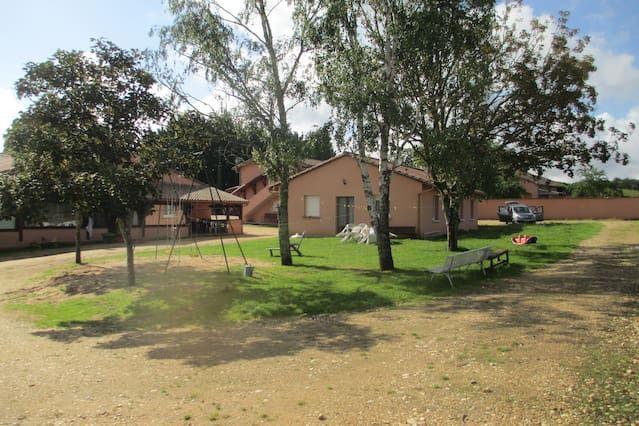 Casa hogareña para 15 huéspedes