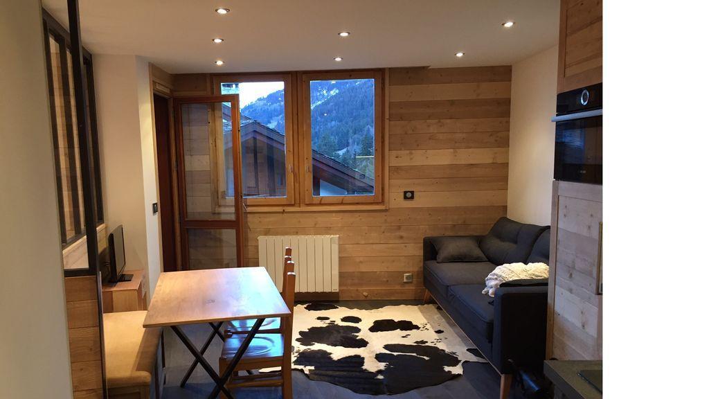 Chalet auf 31 m² mit 2 Zimmern