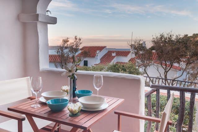 46 m² holiday rental in Platges de fornells