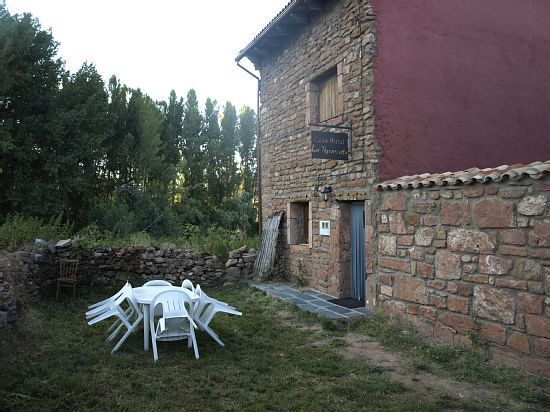 Alojamiento con jardín para 6 personas
