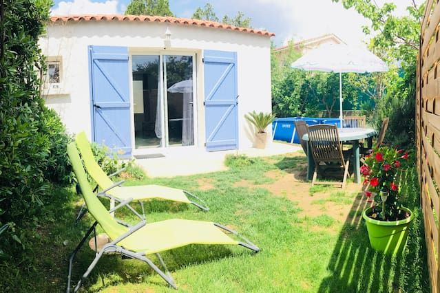 Alojamiento para 5 huéspedes en Six-fours-les-plages