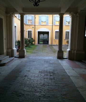 Provisto apartamento en Ravenna