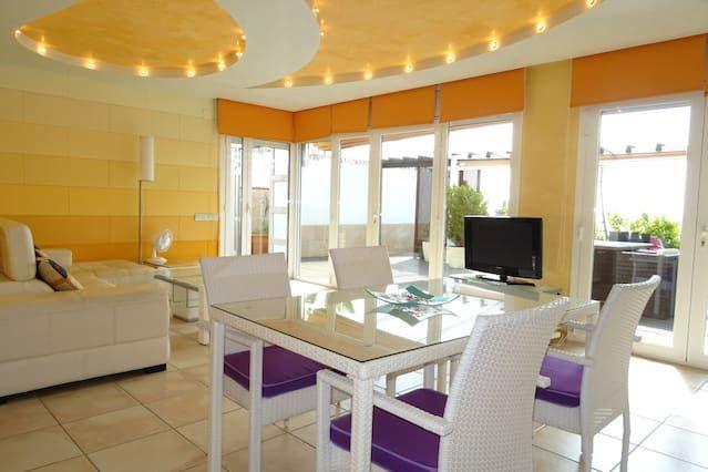 Apartamento atractivo en Torredembarra de 3 dormitorios