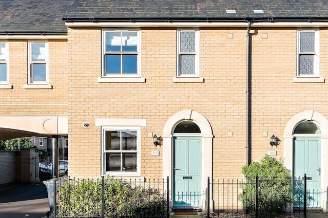 Casa en Cambridge de 4 habitaciones
