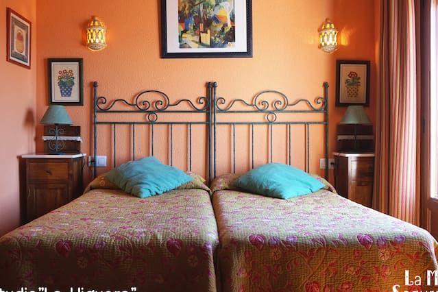 Residencia de 7 habitaciones en Segura de la sierra