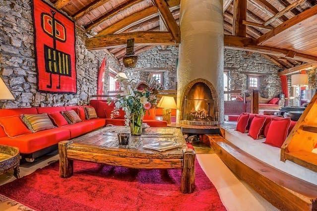 Maravillosa residencia para 12 personas