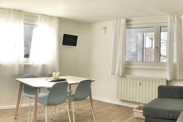 Apartamento provisto