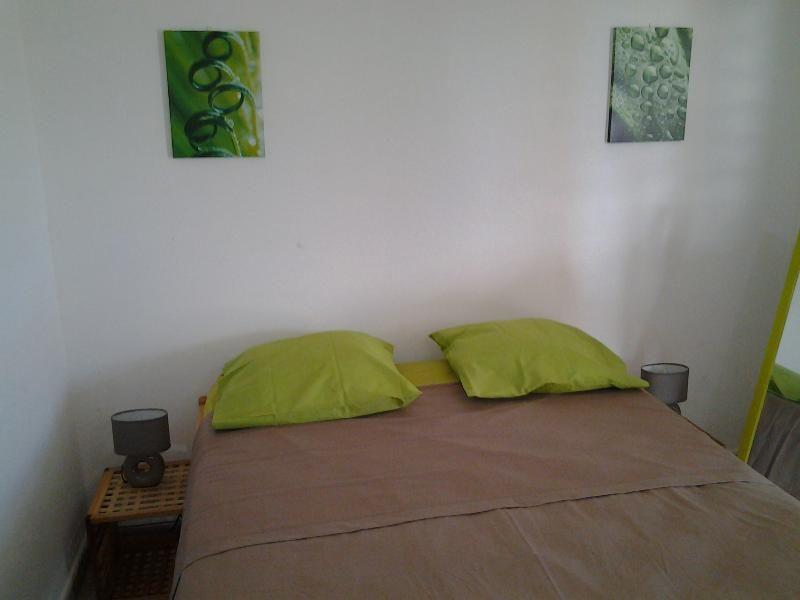 Logement bien équipé à 1 chambre