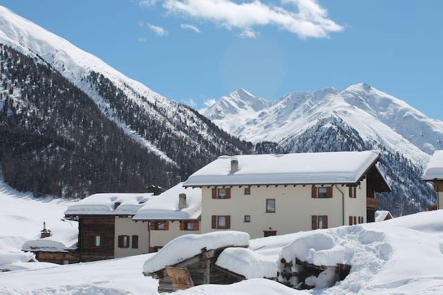Abitazione di 95 m² a Livigno