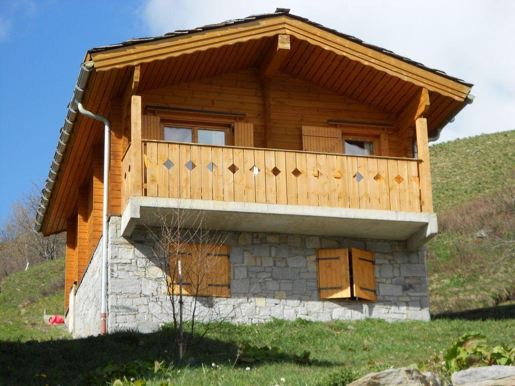Vivienda de 64 m² en Valmeinier