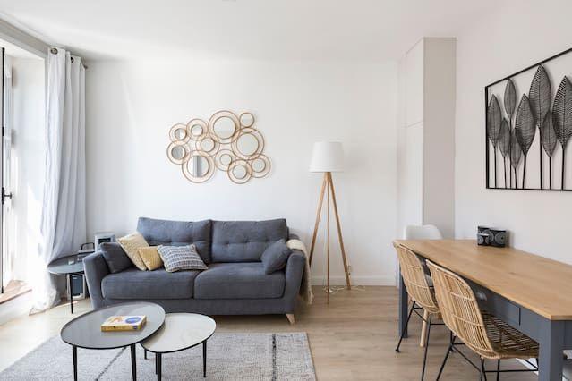 50 m² property with wi-fi