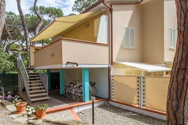 Vivienda de 90 m² en Marina di grosseto