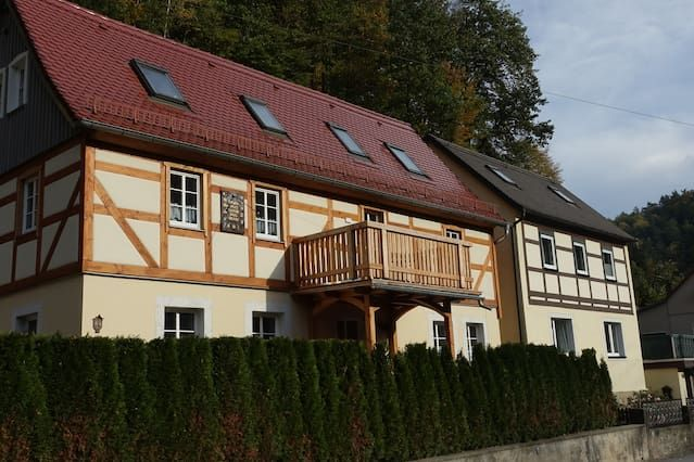 Ferienunterkunft auf 75 m²