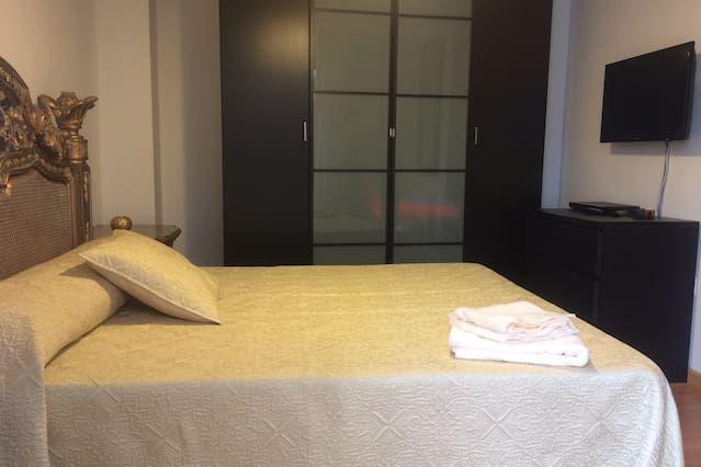 Apartamento de 2 habitaciones en Burela