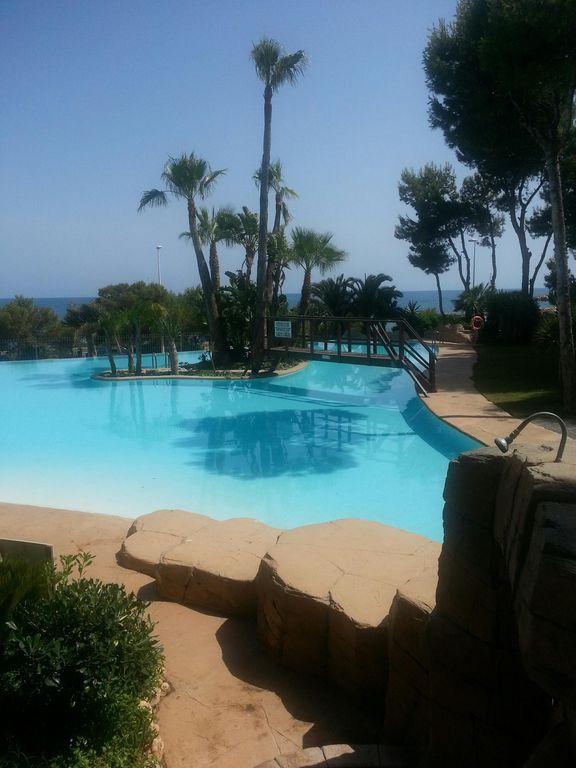 Alojamiento con piscina para 6 personas