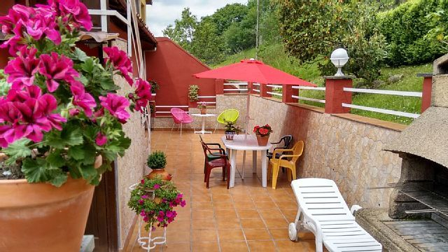 Property with 3 rooms and garden