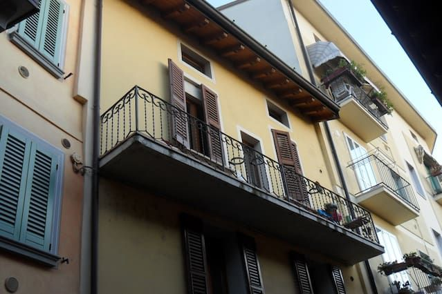 Vivienda idónea para animales con balcón