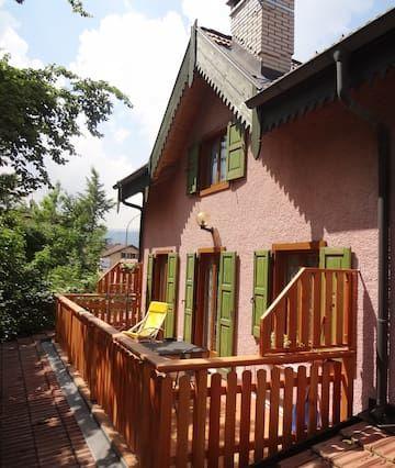 Casa ideal en Lavarone