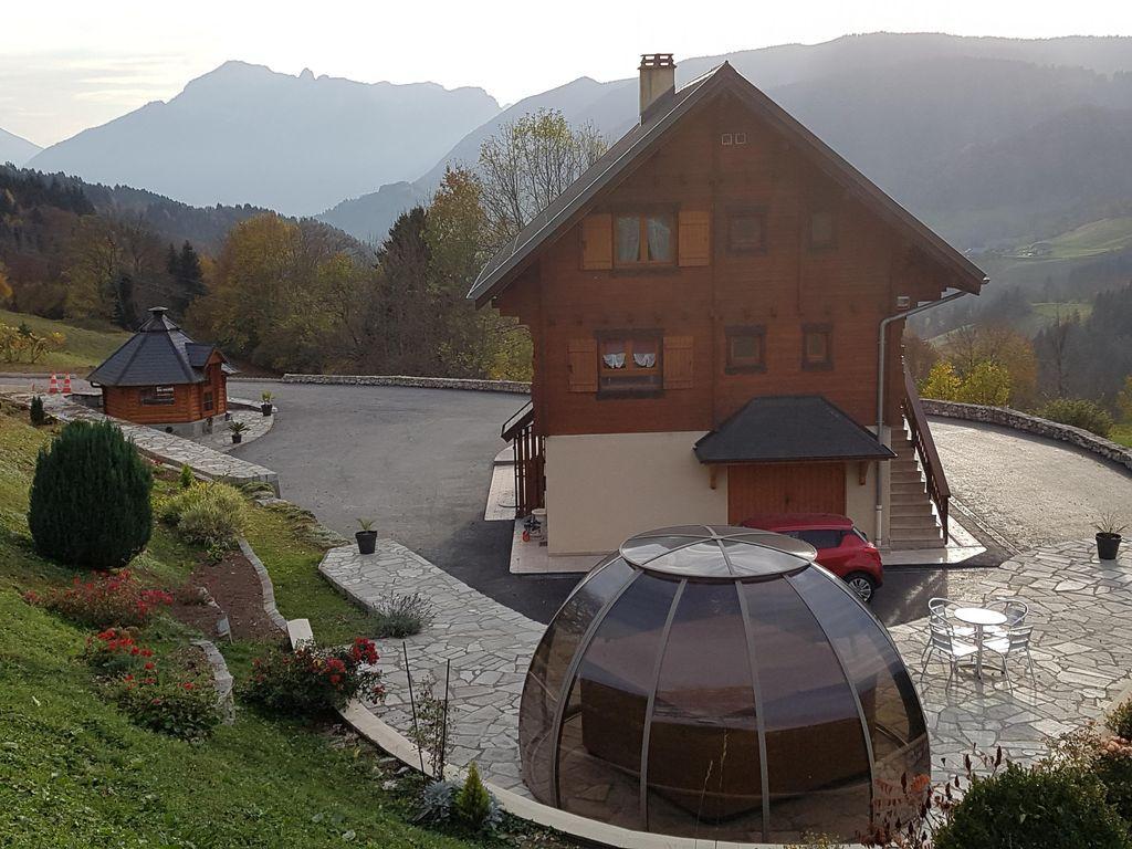 Casa para 4 personas en Entremont-le-vieux