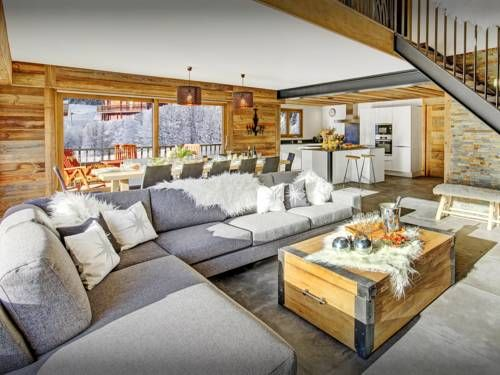 Residencia de 1 habitación en Le grand-bornand
