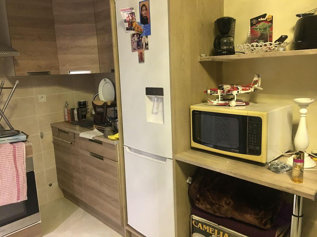 Appartement de 1 chambre avec parking
