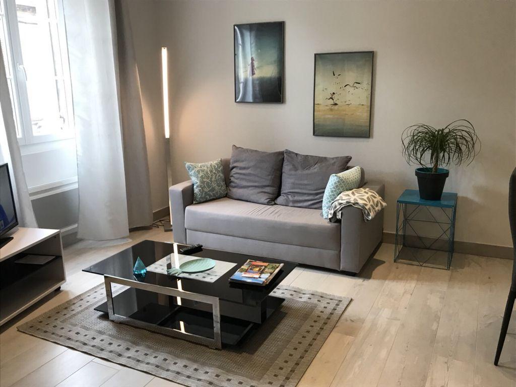 Appartement de 35 m² avec 1 chambre