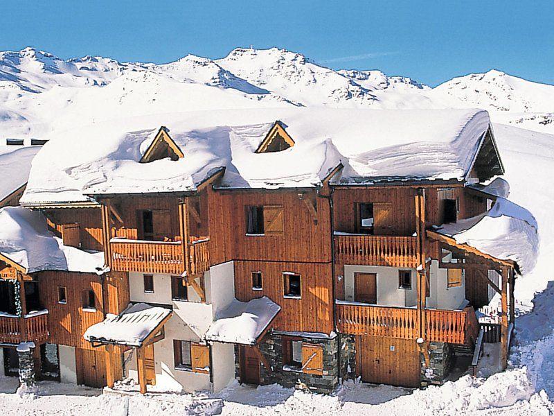 Casa para 8 huéspedes en Val thorens
