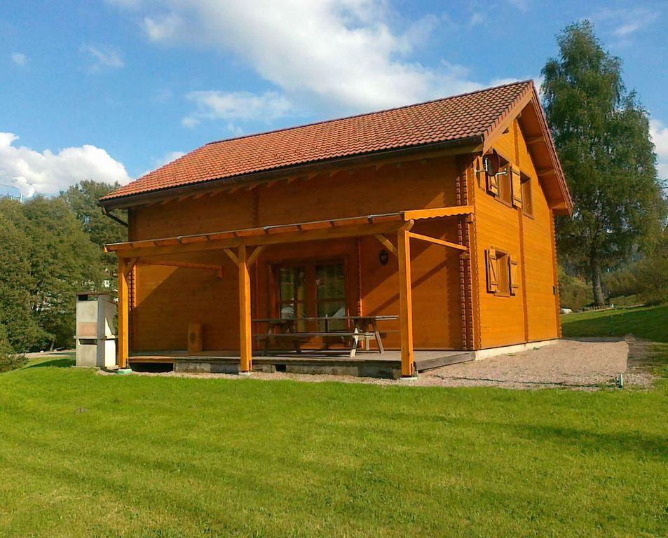 Casa de montaña (madera / piedra) - LE THOLY