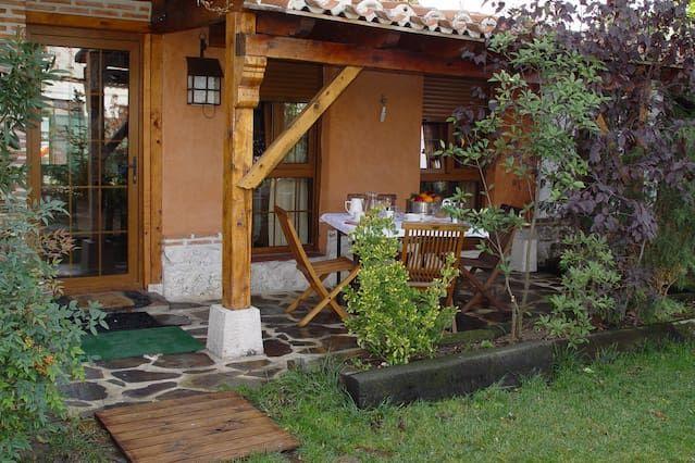 Casa Rural de 2 dormitorios en Olmedo