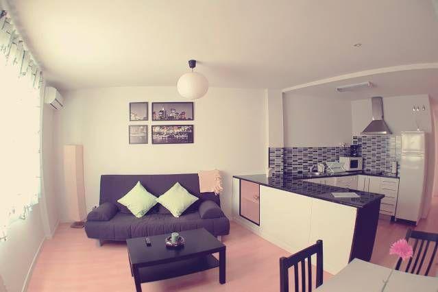 Panorámico apartamento en Madrigal de la vera