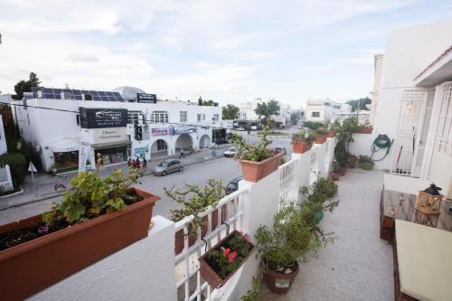 Logement avec vue avec balcon