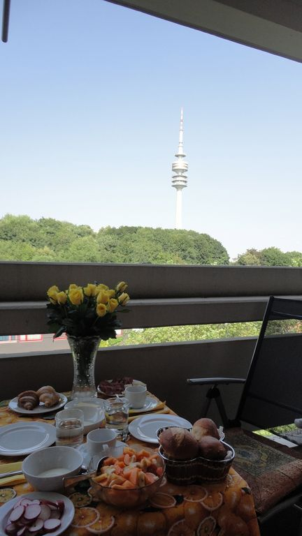 Apartamento en el centro de 40 metros en Múnich